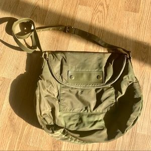 Marc by Marc Jacobs Olive Green Nylon Bag